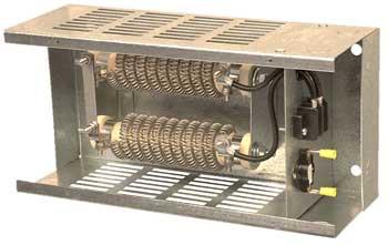 braking resistor wirewound