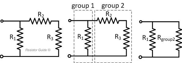 how to solve resistor networks