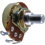single turn potentiometer